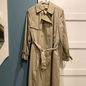 London Fog all weather coat